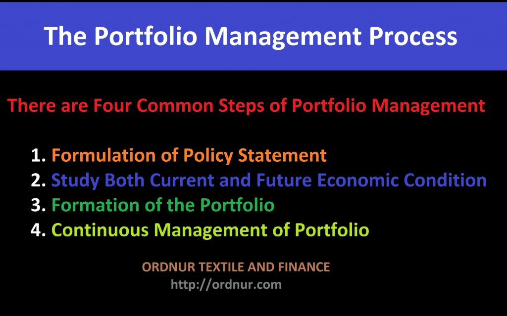 The Portfolio Management Process