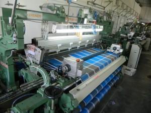 Lungi Production Using Automated M