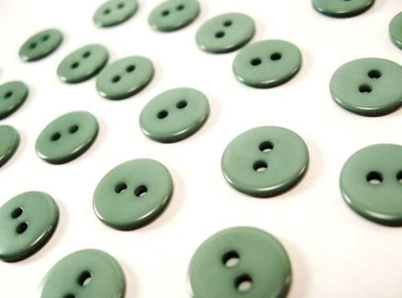 Flat button