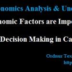 Factors are Important for Efficient Decision Making