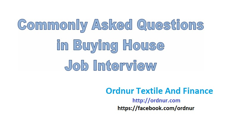 Buying house interview questions ordnur textile and finance Questions when buying a house