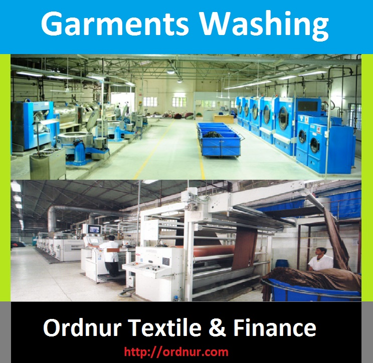 Garments Washing ORDNUR TEXTILE AND FINANCE