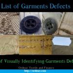 Garments Defects Identification