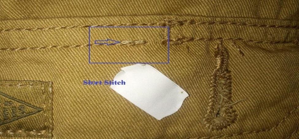 Short Stitch