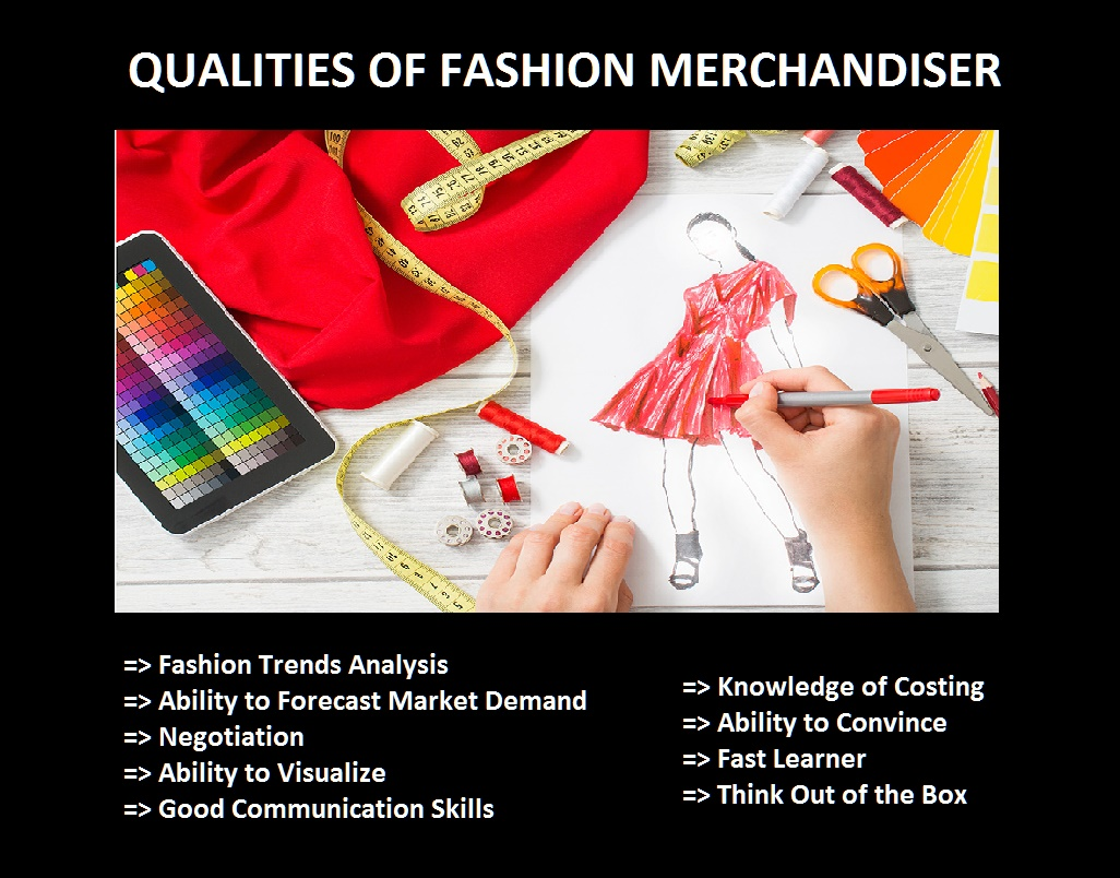 Qualities Of A Fashion Merchandiser Ordnur