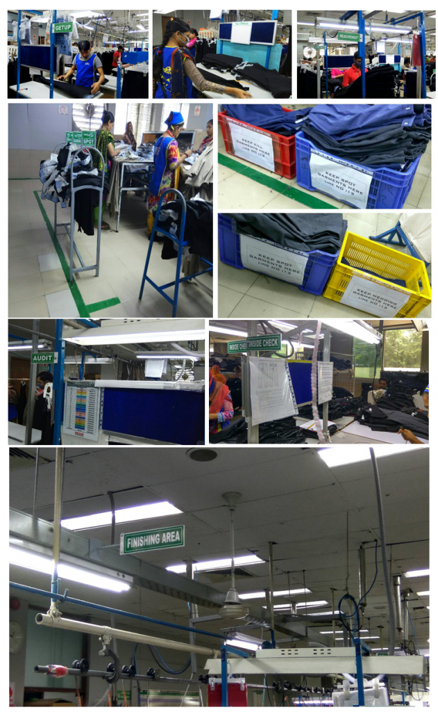Visual Management A Tool of Lean Management for Garments Finishing Unit