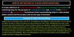 Visual Merchandising: Definition, Forms, Process, and Importance