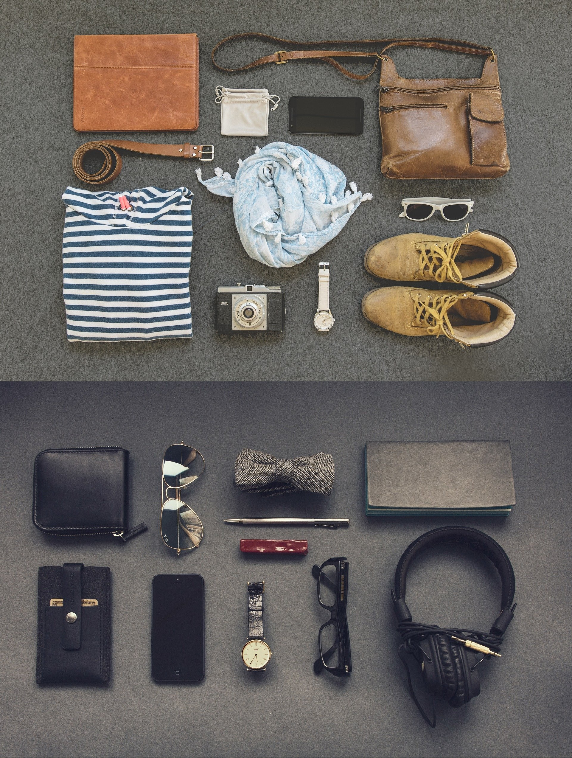 How Much Do Accessories Affect Your Clothing Style?