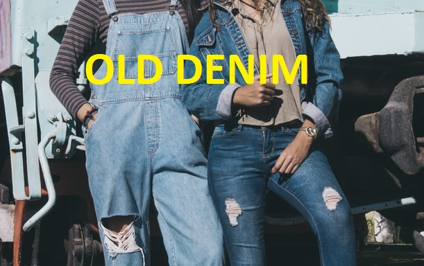 What to Do with Your Old Denim Shirt Without Sewing?